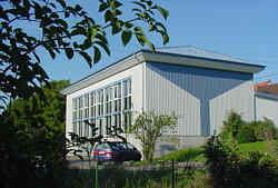 Buchberghalle